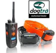 Dogtra D3502 NCP Super X Waterproof Remote 2 Dog Training Collar 1 Mile Range
