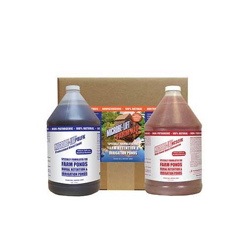 Microbe-Lift Farm Kit Contains 5 Gallons PBL and 1 Gallon HCSC FARMK