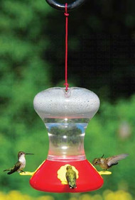 Songbird Essentials Fliteline 30 oz. Hummingbird Feeder SEBCO360