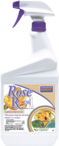 Bonide Products Inc     P - Rose Rx 3-in-1 Neem Oil Ready To Use