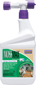 Bonide Products Inc     P - Mossmax Lawn Moss Killer Ready To Spray