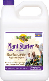 Bonide Products Inc     P - Plant Starter Solution 3-10-3 Concentrate