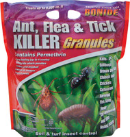 Bonide Fertilizer - Ant Flea & Tick Killer Granules