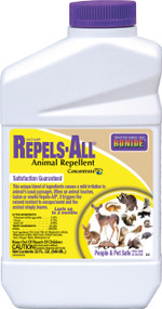 Bonide Products Inc     P - Shot-gun Repels-all Animal Repellent Concentrate