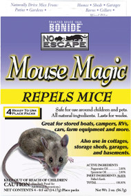 Bonide Products Inc     P - No Escape Mouse Magic Ready To Use Place Packs