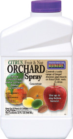 Bonide Products Inc     P - Citrus Fruit Nut & Orchard Spray Concentrate