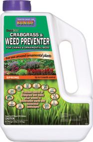 Bonide Fertilizer - Duraturf Crabgrass & Weed Preventer With Dimension