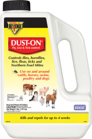 Bonide Products Inc     P - Revenge Duston Livestock And Dog