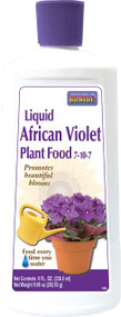 Bonide Products Inc     P - Liquid African Violet Food 7-10-7