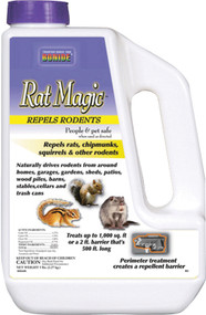 Bonide Products Inc     P - Rat Magic Repellent