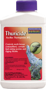 Bonide Products Inc     P - Liquid Thuricide Concentrate