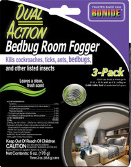 Bonide Products Inc     P - Dual Action Bed Bug Room Fogger