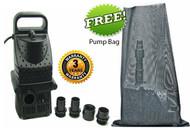Pondmaster Pro line Hy Drive 4800 gph Waterfall Pond Pump 02670 w/FREE Pump Bag
