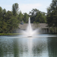 Kasco Marine KAS3.1JF 3 HP, 240V, Single Phase Pond Fountain with Float, C-95 and 50Ft. to 400Ft. Power Cord Lengths