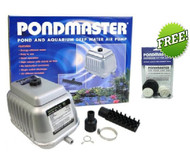 Pondmaster AP 20 Air Pump 04520 Pond Aerator FREE Diaphragm Kit