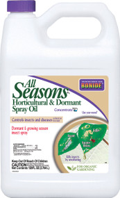 Bonide Products Inc     P - All Seasons Horticultural Oil Spray Concentrate