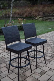 "Oakland Living Elite 29"" Patio Bar Stool OAA2984"