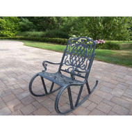 Oakland Living Mississippi Patio Rocking Chair