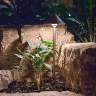 Aquascape Path and Area 3-Watt LED Hat Top Landscape Light 6-Pack 84065