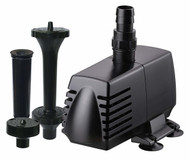 PondMaster Eco Danner 82430 Pump Fountainhead Kit, 460-GPH