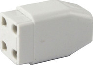 Aqua UV Replacement Lamp End Connector, 4 Hole A40002