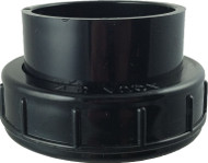 "Aqua UV Replacement 2"" 1/2 Union, Black A40264"