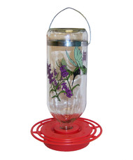 Best 1 BEST32BC Hummingbird Feeder 32 oz Black Chinned Bulk