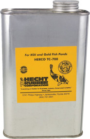 Herco Pond Coating Thinner/ Cleaner, 1 gallon