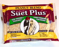Wildlife Sciences Peanut Blend 11 oz Suet Cake, 12 Pack WSC204
