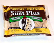 Wildlife Sciences Woodpecker Blend 11 oz Suet Cake, 12 Pack WSC209