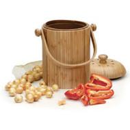 Good Ideas Bamboo Compost Pail