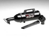 Metrovac Vac N Blo 500 Watt Hi Performance Hand Vac VM4B500 Car Detailing Vac