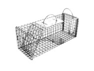 Tomahawk Live Trap 604.5 - 20L x 7W x 7H Skunk Trap with Rear Access Door