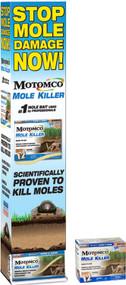 Motomco Ltd             D - Worm Mole Killer Gravity Feeder Display