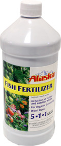 Central Garden-excel Mrkt - Lilly Miller Alaska Fish Fertilizer 5-1-1
