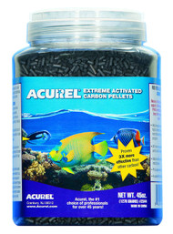 ACUREL 2344 EXTREME ACTIVATED CARBON PELLETS 45-oz/HALF-GAL JAR