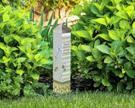 """t is an impactful way to bring beautiful artwork into any landscape. With patented, state of the art design and exceptional quality, it will be at the heart of your garden for years to come. Features      Made of ultra durable and maintenance free PVC      Tools Needed for Installation: All hardware included      Dimensions: 20"""" x 4"""" x 4"""""""