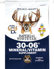 Whitetail Institute Of Na - Imperial Whitetail 30-06 Mineral/vitamin