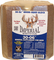Whitetail Institute Of Na - Imperial Whitetail 30-06 Mineral Block