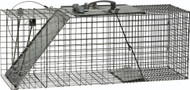 Woodstream Havahart     D - Havahart 1-door Easy Set Large Animal Trap