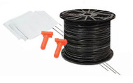 Boundary Kit 500' 18G Wire 50 Flags 2 Splices BD-18K