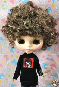 Blythe Mocha Blond Curl 10/11 Wig #L012-30/613