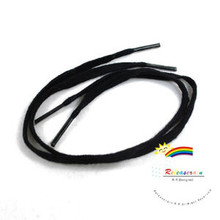 30cmx0.4cm Doll Shoelaces For Blythe Shoes Black