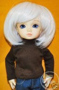 Turtleneck Top Chocolate Doll Clothes for Yo-SD Size BJD Dollfie Dolls
