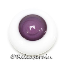 BJD Dollfie Doll Glass Eyes Purple/Violet 18mm #PD02