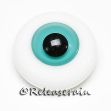 BJD Dollfie Doll Glass Eyes Jelly Turquoise 16mm #JC03
