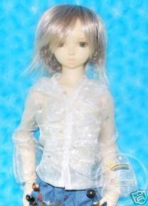Dollfie SD Mixed Blond Wild 8-9 Wig #3214-144/613T