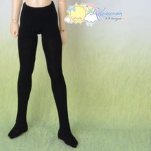 Doll Clothes Pantyhose Tights Black for MSD Kaye Wiggs Minifee Unoa BJD Dollfie
