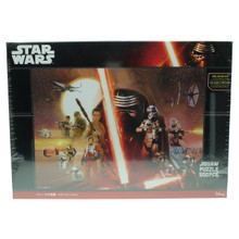 Tenyo Star Wars From the New Film Episode 7 The Force Awakens Jigsaw Puzzle 500 Pieces W-500-655 Japan Import Made in Japan
