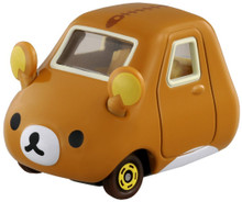 Takara Tomy Dream Tomica San-X Rilakkuma Diecast Toy Car No.155 Japan Import